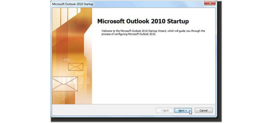 مایکروسافت اوت لوک 2010