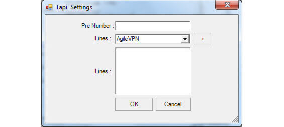 تنظیمات تپی اسمارت کال
