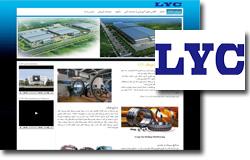 سایت lycbearing.ir - کیان پرداز هوشمند
