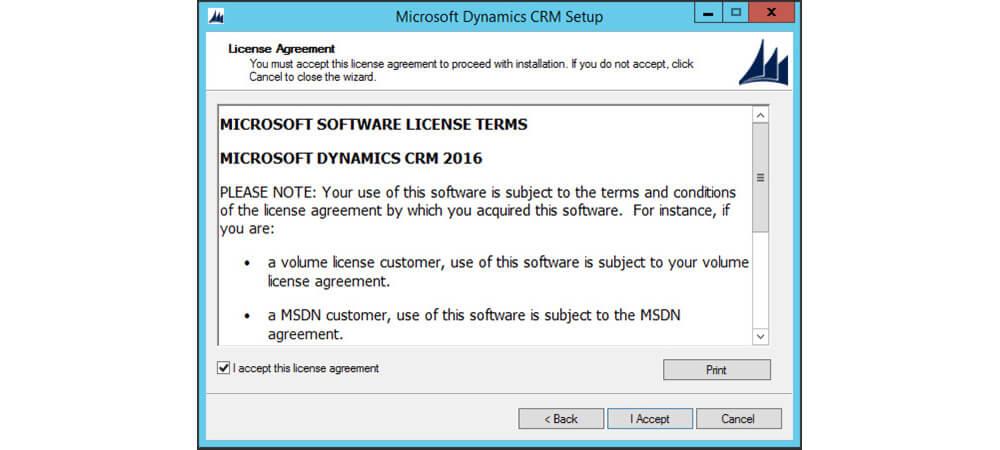 توافقنامه مجوز مایکروسافت داینامیک CRM