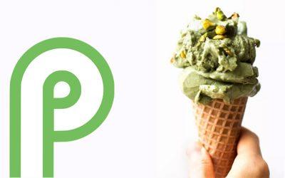 اندروید پی احتمالاً Pistachio Ice Cream یا بستنی پستهای نام خواهد گرفت