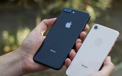 آیفون ۸ اپل پرفروشترین گوشی هوشمند ماه گذشته